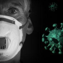 Estijoje koronaviruso epidemijos aukų padaugėjo iki trijų