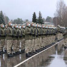 Kitąmet į Lietuvos kariuomenę bus pašaukta beveik 4 tūkst. jaunuolių