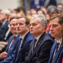 Būsimas eurokomisaras V. Sinkevičius: klimato kaita yra ir galimybė