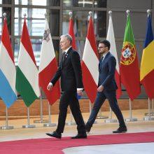 G. Nausėda: Turkija pritaria gynybos planams, bet komplikacijų gali būti