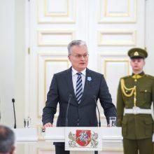 Prezidentas pagerbs Lietuvos laisvės gynėjų atminimą