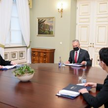 Prezidentūra: E. Dobrovolska atrodo ryžtinga, bet kilo klausimų dėl patirties