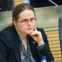 Prokuratūra nepradės tyrimo dėl A. Širinskienės skundo