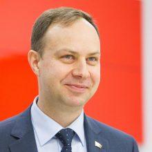 Buvęs sveikatos ministras Aurelijus Veryga