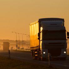 Šiaulių, Tauragės ir Kauno apskrityse eismo sąlygas sunkina rūkas