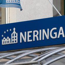 Dėl Neringos savivaldybės ministerija kreipėsi į Registrų centrą