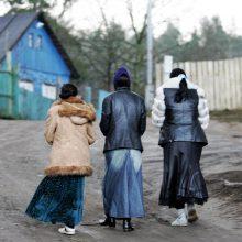 Vilniuje taboras baigiamas griauti, bet prekyba kvaišalais tebevyksta