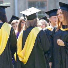 Švietimo ministerija siūlo didinti normines studijų kainas