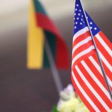 JAV atidaryti Lietuvos vizų centrai