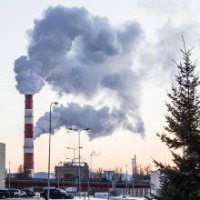 Lietuva pritaria ES tikslui atsisakyti anglies išmetimo iki 2050-ųjų