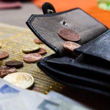 Maksimali subsidija už prastovas nuo sausio – pusantros minimalios algos