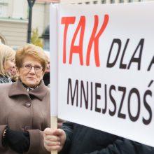 Vyriausybėje – pasitarimas, ar steigti Tautinių mažumų tarybą