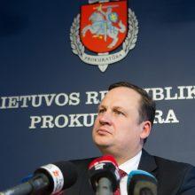 G. Nausėda kreipėsi į Seimą dėl E. Pašilio atleidimo