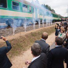 """Dalis žemės, reikalingos """"Rail Baltica"""" tiesimui, iš žmonių jau išpirkta"""