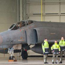 NATO naikintuvai nebuvo keliami lydėti Rusijos karinių orlaivių