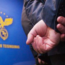 """Prokuroras """"Tvarkos ir teisingumo"""" partijai siekia 564 tūkst. eurų baudos"""