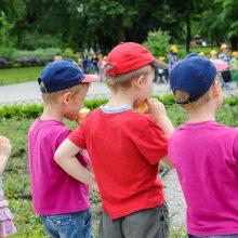 Nacionalinė krepšinio akademija kviečia vaikus į stovyklą