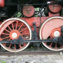 Švenčionėlių geležinkelio stotyje traukinys partrenkė ir mirtinai sužalojo žmogų