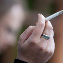 Kaišiadorių rajone dėl neatsargaus rūkymo šiemet žuvo 4 žmonės