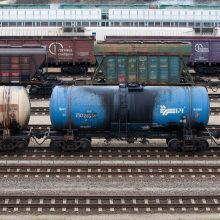 Krovinių geležinkeliais per Vilnių nebeveš