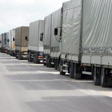 EK patvirtino Lietuvos vežėjų teiginius: Mobilumo paketas padidins aplinkos taršą