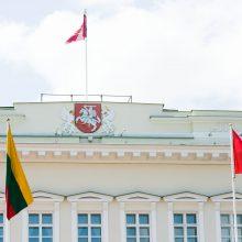 Vyriausybė pritarė dviejų prezidentės patarėjų skyrimui ambasadoriais