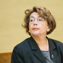 F. Kukliansky siūlo numatyti atskirą atsakomybę antisemitiniams nusikaltimams