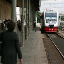 Ankstyvi traukiniai tarp Klaipėdos ir Vilniaus – jau rugsėjį