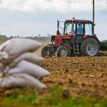 Prezidentūra: reikės ieškoti, kaip teisingai paskirstyti ES išmokas žemės ūkiui