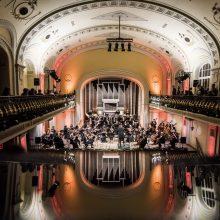 Filharmonija ruošiasi sugrįžtuvėms ir kviečia į 79-ojo sezono koncertus