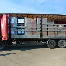 Austrija, Graikija ir Slovėnija atsiuntė humanitarinę pagalbą Lietuvai