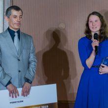 Pirmoji: vilnietė jau tapo Lietuvos atstove paralimpinėse žaidynėse