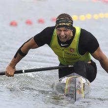 Baidarių ir kanojų irklavimo čempionate – sensacijos ir H. Žustauto rekordas