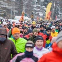 Šį sekmadienį Vilniaus gatvėmis – tradicinis pagarbos bėgimas