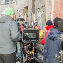 Vilniuje vyksta intensyvūs serialų filmavimai: bus eismo ribojimų
