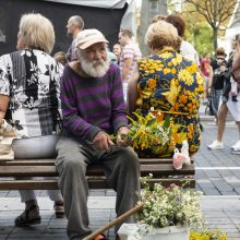 """""""Sostinės dienos"""" kviečia pratęsti vieną džiugiausių miesto švenčių"""