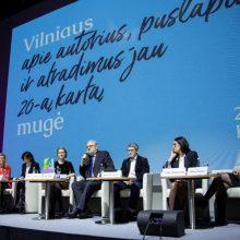 Dvidešimtoji Vilniaus knygų mugė kvies stebėti literatūrines dvikovas