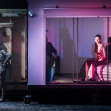 Dėl koronaviruso Nacionalinis dramos teatras atšaukia gastroles Kinijoje
