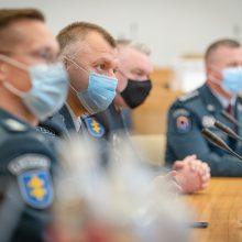 Premjeras: galime didžiuotis modernia ir šiuolaikiška policija
