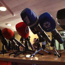Elektroninei žiniasklaidai Seimas leido taikyti 5 proc. PVM