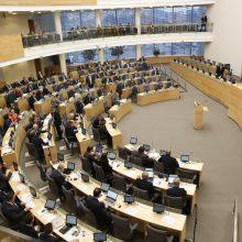 Politinės prognozės: jei Seimo rinkimai vyktų šiandien