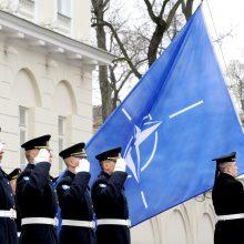Minimos Lietuvos 17-osios įstojimo į NATO metinės