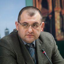 V. Kasiulevičius: atvejų daugės visą balandį, įvardijo Lietuvos Achilo kulną