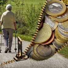 Asociacija: rekordinės pensijų santaupos Lietuvoje artėja prie 5 mlrd. eurų
