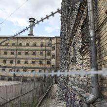 Ministras: atsiradus viruso protrūkių tarp kalinių, gali tekti atidaryti Lukiškes