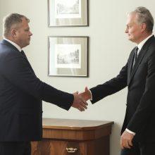 G. Nausėda susitiks su žemės ūkio ministru aptarti ES paramos panaudojimo