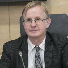 G. Nausėda pasakė ko tikėtųsi iš naujo LGGRTC vadovo
