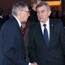 G. Kirkilas: V. Pranckietis nesilaiko žaidimo taisyklių, jo įtaka sumažėjo