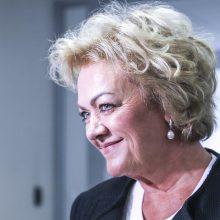 I. Rozova apie draugystę su rusų diplomatais: tai nebuvo asmeniniai ryšiai