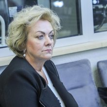 Prašoma išslaptinti visą medžiagą apie Rusijos įtaką I. Rozovai